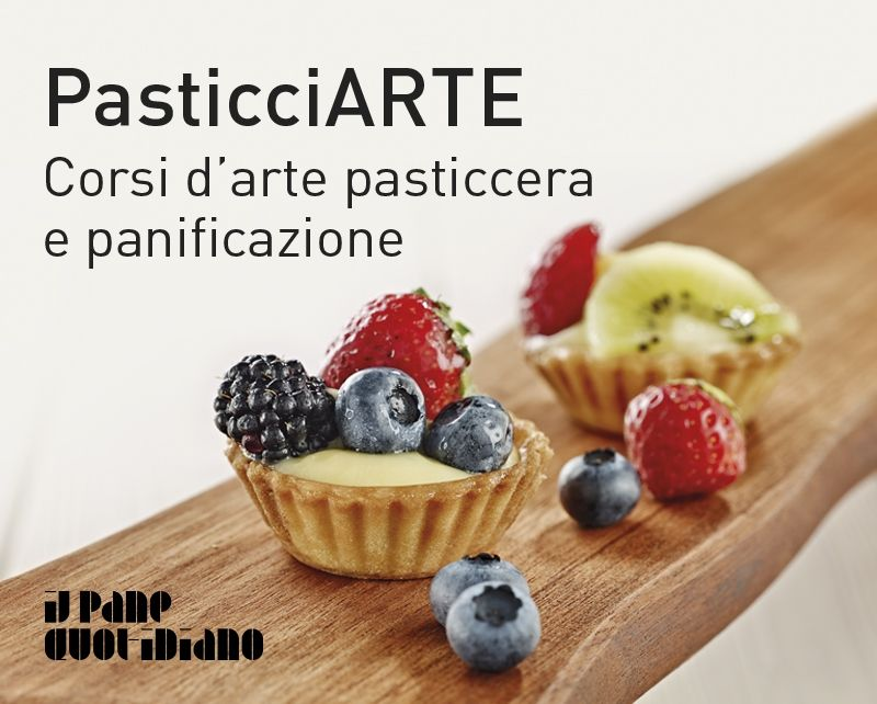 PasticciARTE Courses of pastry and baking art