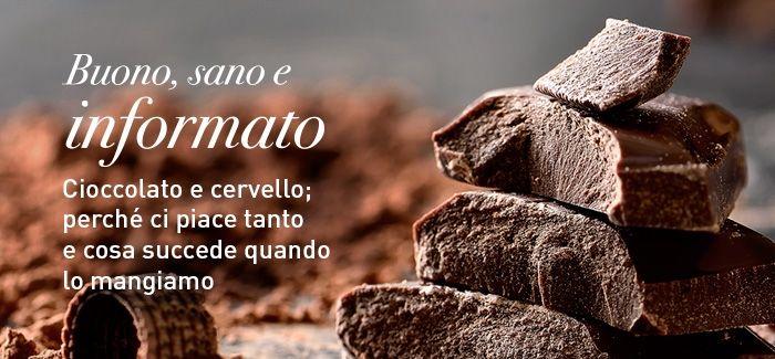 Cioccolato e cervello: perché ci piace così tanto e cosa succede quando lo mangiamo?