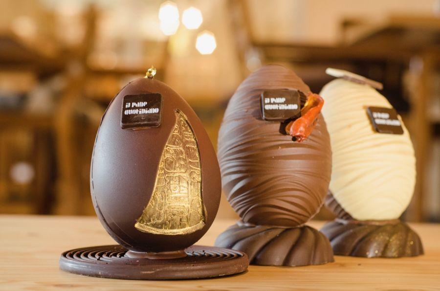 Uova di Pasqua personalizzabili