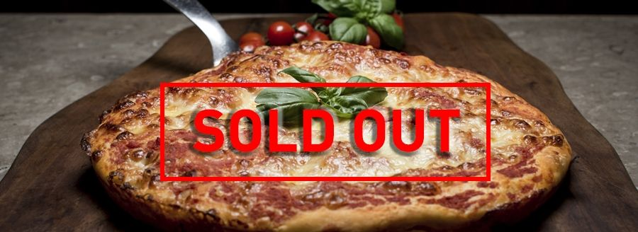 Pizza Gourmet <br /><strong style= 'color: red'>SOLD OUT</strong>