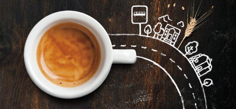 Caffè in omaggio con Trieste Trasporti!