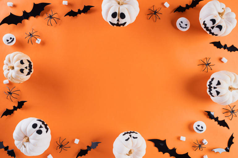 Halloween <b>TURNO 1 BAMBINI DAI 4 AI 7 ANNI: </b>dalle 15:00 alle 16:30 <br> <strong style='color: #9a1d1d; font-weight: 900; font-size: 40px;'>SOLD OUT</strong>